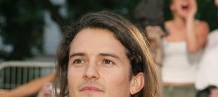 Orlando bloom pirates 2 premiere photo