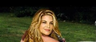 Fat kirstie alley