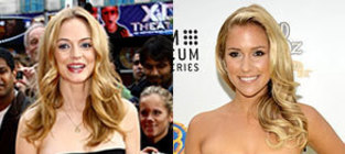 Fashion Face-Off: Heather Graham vs. Kristin Cavallari