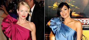 Fashion Face-Off: Naomi Watts vs. Rosario Dawson