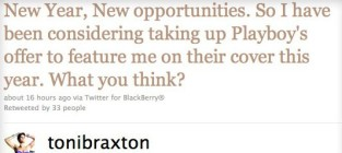 Toni braxton tweet