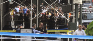 Jeffrey Johnson Identified as Empire State Building Shooting Suspect