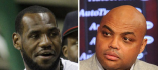 Charles Barkley Needs to Shut Up, LeBron Says
