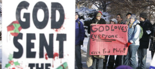 Westboro Baptist Church, Shirley Phelps-Roper: Besieged By Anonymous Trolls!