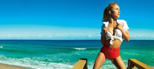 Hayden Panettiere Glamour Cover, Photo Shoot: Gulp ...