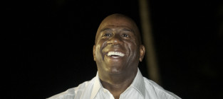 "Magic Johnson Speaks on Gay Son: ""I Love Him So Much"""