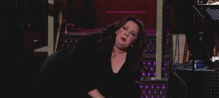 Melissa mccarthy falls