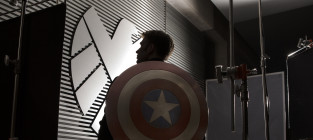 Captain america the winter soldier image