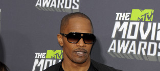Jamie Foxx at MTV Movie Awards