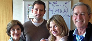 Jenna Bush Hager: Pregnant with Second Child!