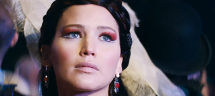 Jennifer Lawrence in Catching Fire