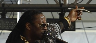 2 Chainz Weed Photo: Celebrating 4/20, Coachella Style