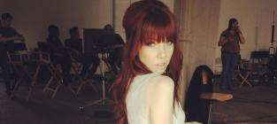 Carly rae jepsen red hair