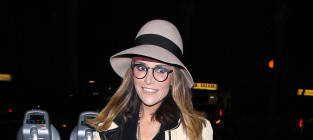 Brooke Mueller on the Street