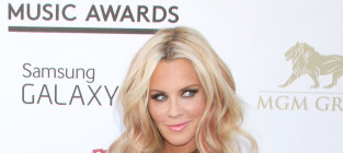 Jenny mccarthy at billboard music awards