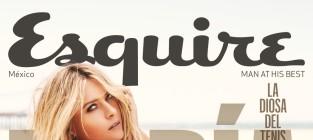 Maria Sharapova Esquire Cover: Sizzling!