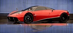 Transformers 4 Cars: Pagani Huayra Joins the Fray