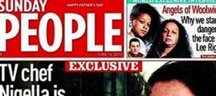 Nigella Lawson Scandal