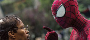 Spider man and max dillon photo