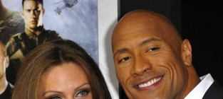 Dwayne Johnson Rocks Relationship with Lauren Hashian