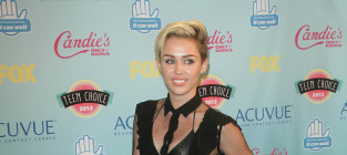 Miley Cyrus Teen Choice Awards Outfit