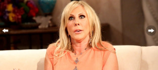 Vicki Gunvalson: Topless on Instagram!