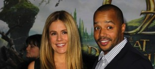 Cacee cobb donald faison photo