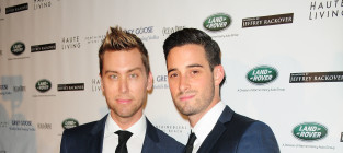 Lance Bass: Engaged to Michael Turchin!