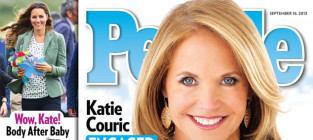 Katie couric people cover