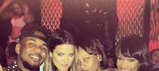 Khloe kardashian and the game