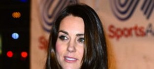 Kate middleton dark hair