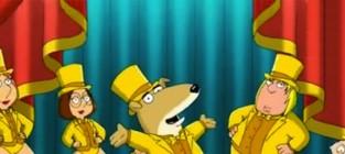 Vinny on Family Guy