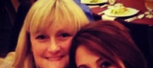 Paris jackson debbie rowe picture