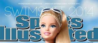 What do you think of the Barbie SI cover?