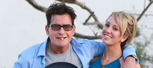 Brett Rossi: Charlie Sheen Choked and Beat Me!