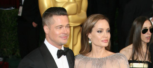 Should Angelina Jolie and Brad Pitt Get Matching Tattoos?