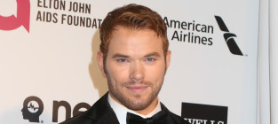 Kellan lutz at oscars after party