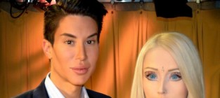 Justin jedlica real life ken doll