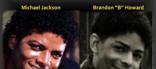 Brandon Howard and Michael Jackson