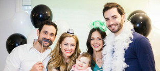 Desiree Hartsock, Chris Siegfried, Molly and Jason Mesnick: Bachelor BFFs!