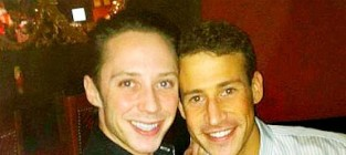 Johnny Weir and Victor Voronov: Married!