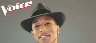 Pharrell new voice coach