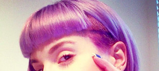 What do you think of Kelly Osbourne's hairstyle?
