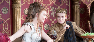 Margaery tyrell and king joffrey