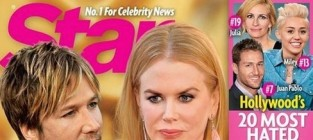 Keith Urban and Nicole Kidman Divorce Cover