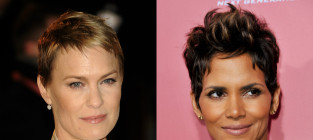 Robin Wright and Halle Berry
