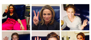 """Amy Robach Completes Chemotherapy, Accomplishes """"Huge Milestone"""""""