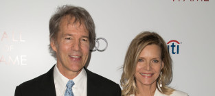 David e kelley and michelle pfeiffer photo