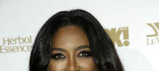 Kenya moore red carpet photo