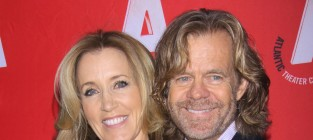 Felicity huffman and william h macy photo